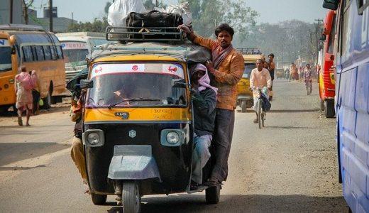 国境なきレイキ団・インドへの旅(3)「読み書きが出来ない レイキ師範との出会い」